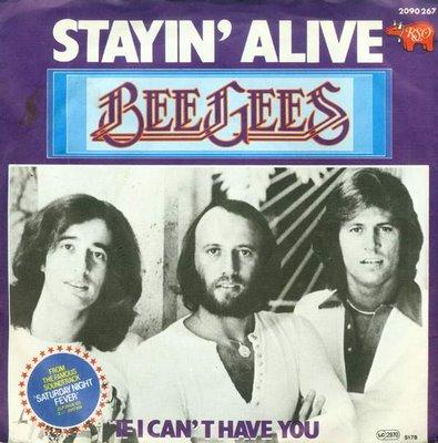 Stayin' Alive puede salvar vidas.