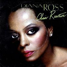 "Diana Ross - The Greatest(2011) with ""Chain Reaction"" by The Bee Gees."