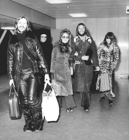 """Maurice Gibb - Ringo Starr """"Inception / Nostalgia"""" 1970"""